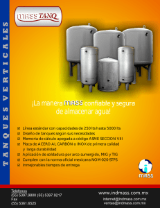 FOLLETO TANQUES VERTICALES