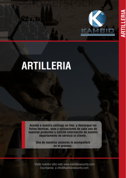 artilleria - Kambio Corporation