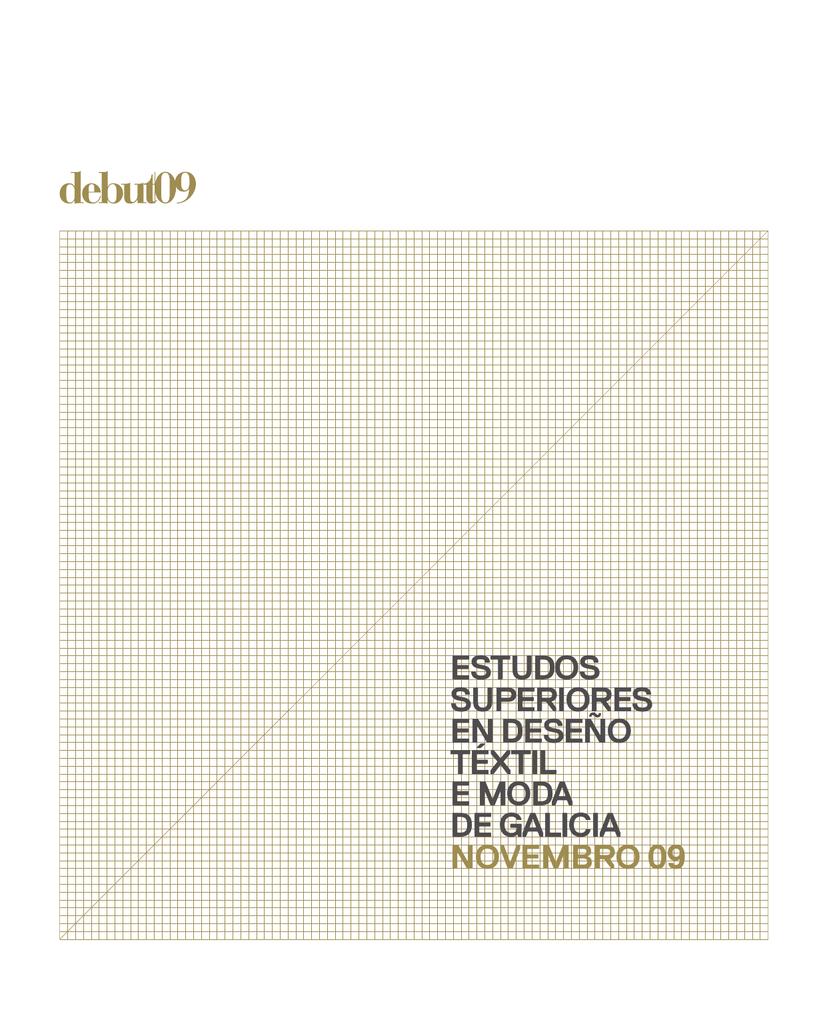 E Galicia De Superiores Téxtil Moda En Estudos Deseño RL5j4A3q