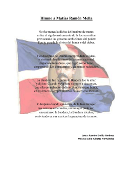 Himno a la Bandera de Venezuela Antonio Banderas