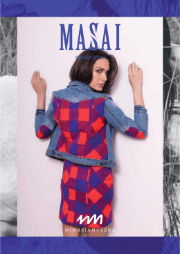 Catalogo Masai Collection MMM