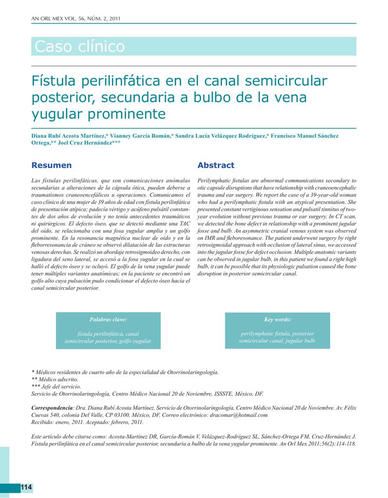 Caso clínico - edigraphic.com