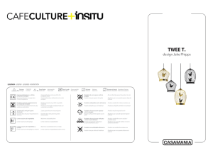 SP. TWEE T. - Cafe Culture + Insitu