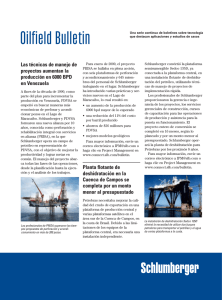 Oilfield Bulletin - IPM