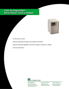 Serie Silver Card y Digital