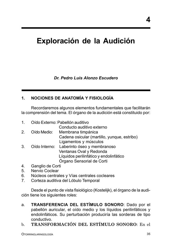 Exploración de la Audición 4