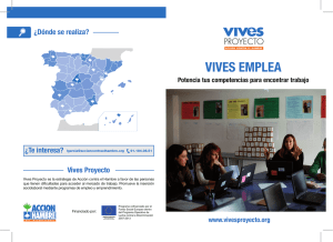 vives emplea - Global Innovation Exchange