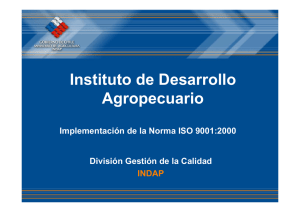 Instituto de Desarrollo Agropecuario