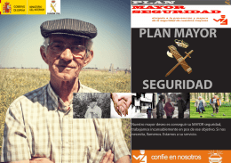 seguridad plan mayor - Ajuntament d`Atzeneta del Maestrat