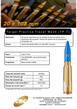Target Practice Tracer M220 (TP-T)