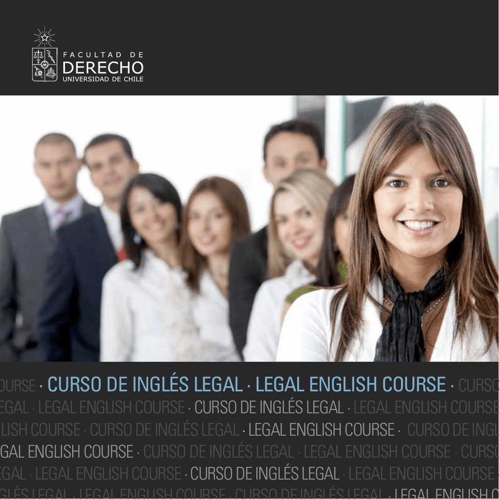 al english Course · Curso de inglés legal · legal english Course