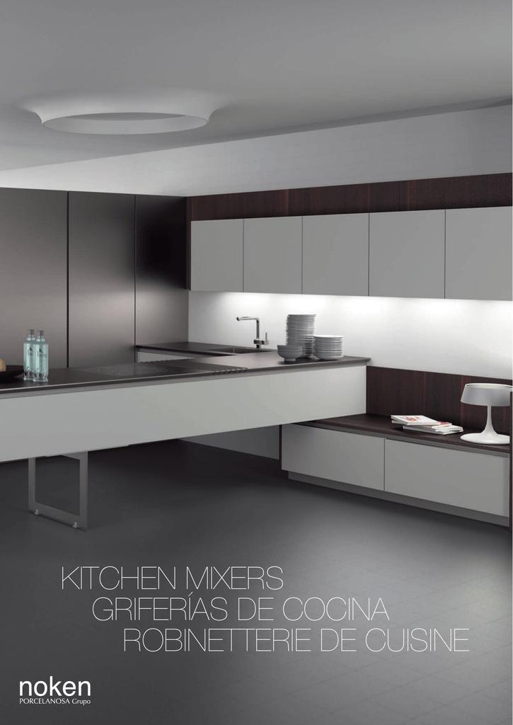Ducha Extra/íble Cromo,Luxury Grifo Monomando para Fregadero Grifo de Cocina