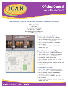 Oficina Central - Iowa College Access Network