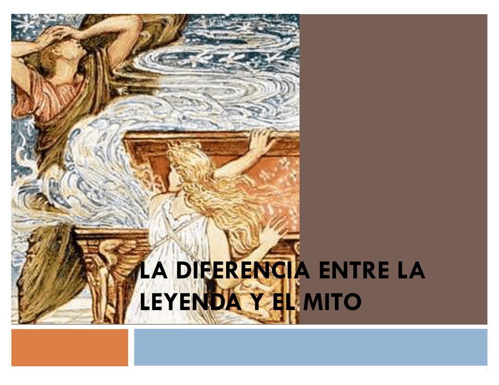 La diferencia entre la leyenda y el mito 0060819311 144a11503e1322a8a9f0cecb63731ffeg ccuart Gallery