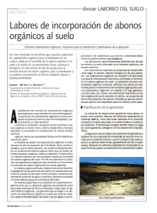 Revista Vida Rural, ISSN: 1133-8938