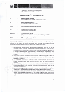 Informe Legal 578-2011-SERVIR-GG-OAJ