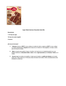 Super Moist German Chocolate Cake Mix