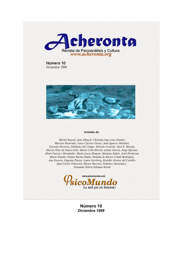 Acheronta 10