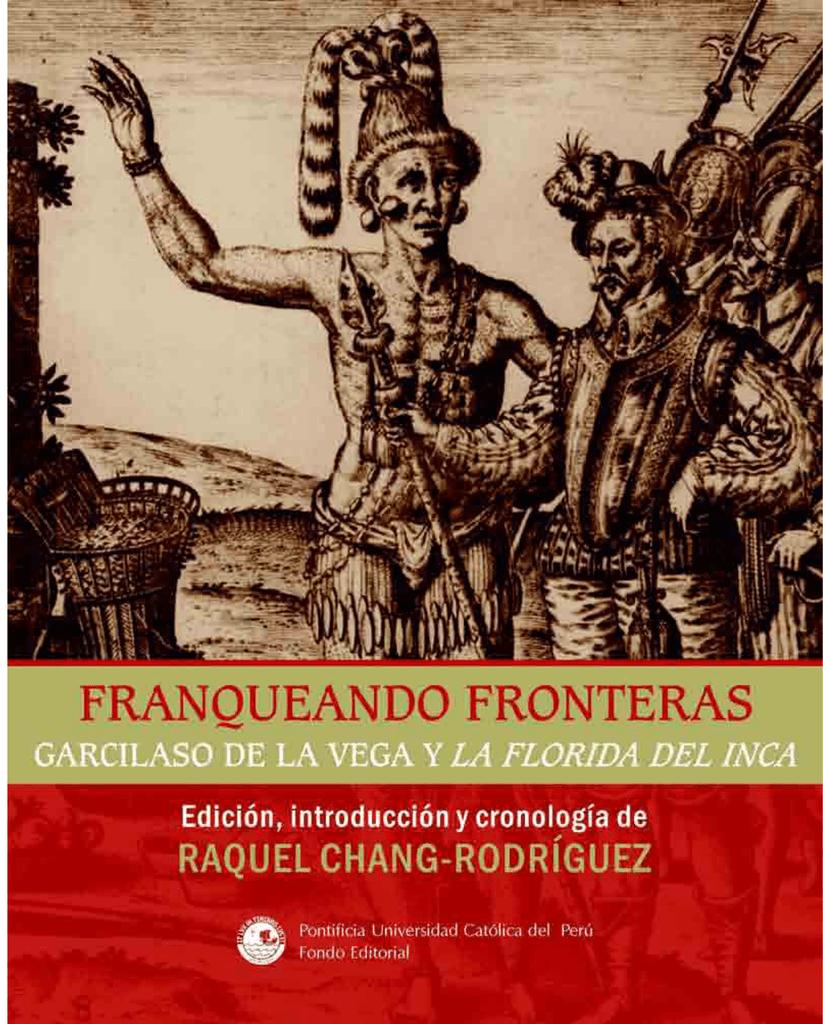 56281cbba Franqueando fronteras  Garcilaso de la Vega y la