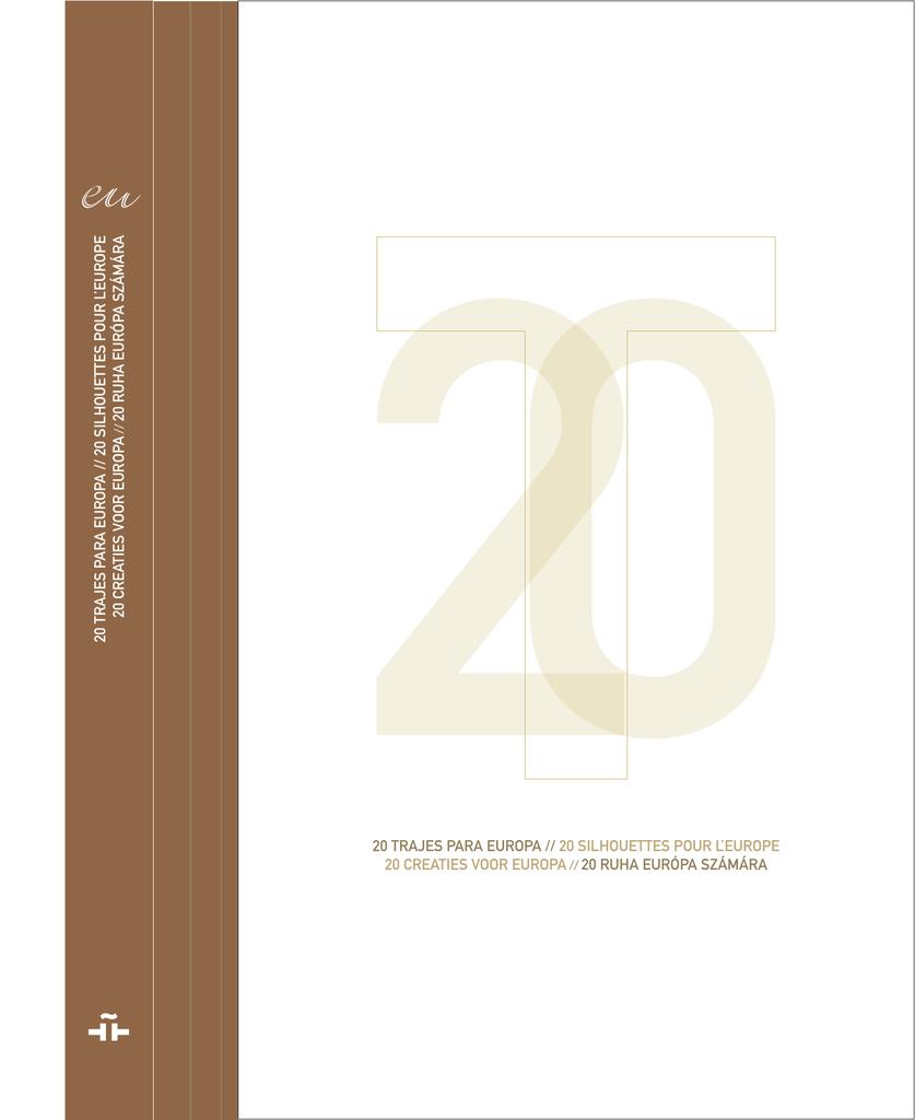 ade63ecd64 20 TRAJES PARA EUROPA // 20 SILHOUETTES POUR L`EUROPE
