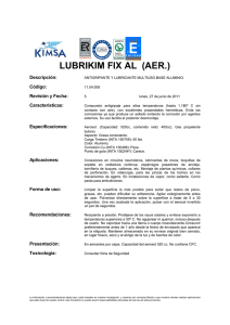 lubrikim fix al (aer.) - Serman, mantenimiento industrial