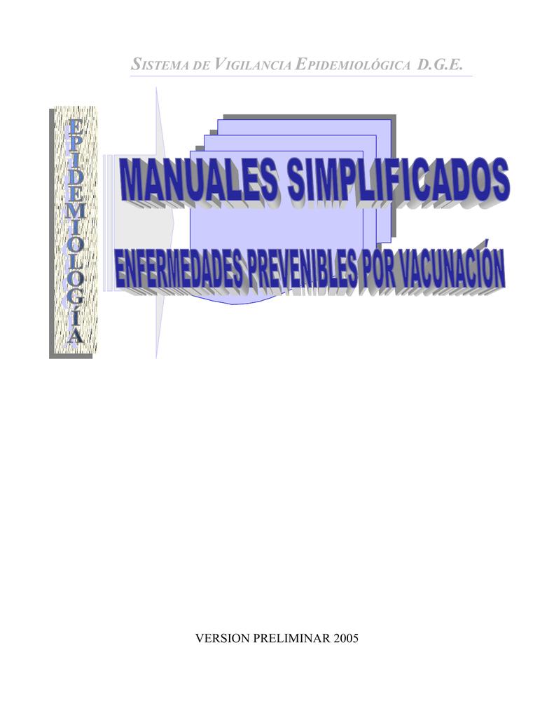 Enfermedad febril exantematica pdf