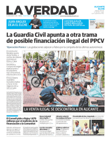 La Guardia Civil apunta a otra trama de posible
