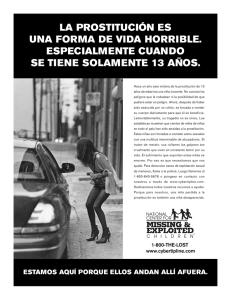 los anuncios de prostitutas en los parabrisas serán ilegales prostitutas publico