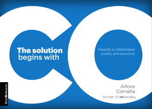 The solution begins with - Co