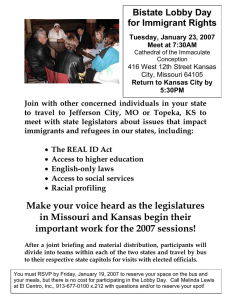Racial profiling Make your voice heard as the legislatures in