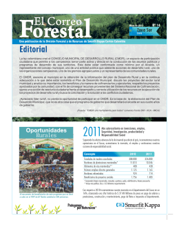 Correo Forestal Sur
