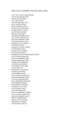 Zorrilla jos don juan tenorio editorial bru o madrid 1992 4 nace jos zorrilla en - Don juan tenorio escena del sofa ...