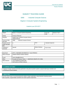 SUBJECT TEACHING GUIDE