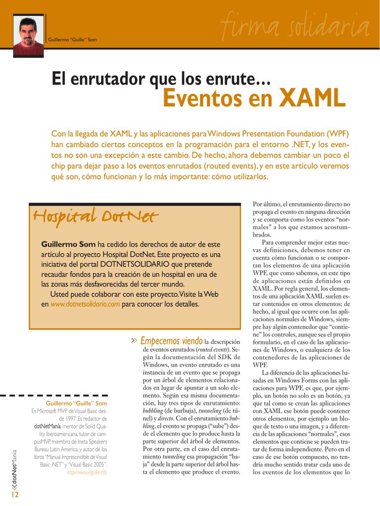 Atractivo Plantillas Xaml Molde - Ejemplo De Currículum Comercial ...