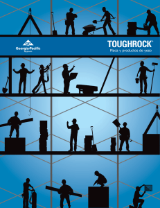 toughrock - Georgia-Pacific Building Products
