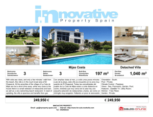 3 - Innovative Property