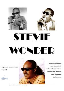 Stevie wonder quiere que un luthier espa ol for Que es un luthier