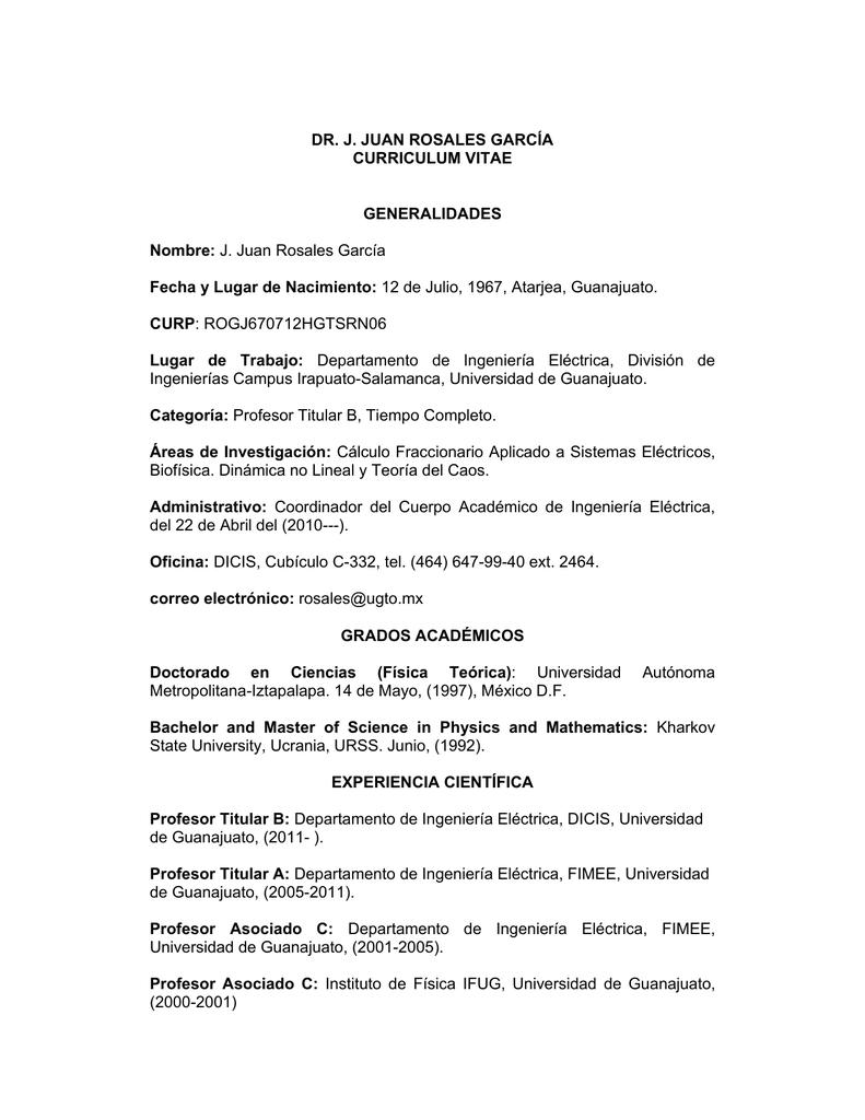 Atractivo Servicios De Redacción De Curriculum Vitae Federal ...