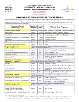 160597-Career Academy Programs SPANISH.indd