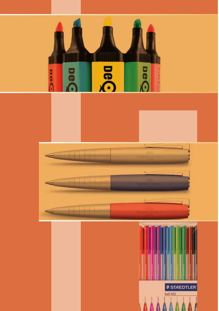 punta de 0,5 mm negro 8 bol/ígrafos retr/áctiles borrables 4 colores disponibles