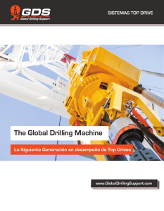 The Global Drilling Machine