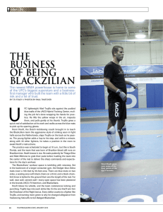 THE BUSINESS OF BEING BLACKZILIAN
