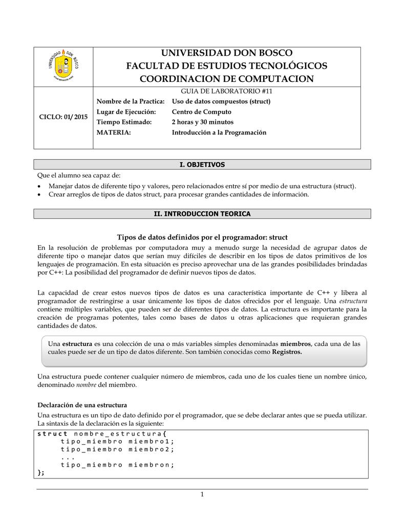Estructura Condicional Y Selectiva De Lenguaje C