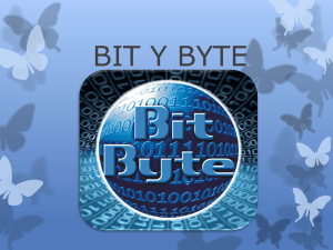 BIT Y BYTE - WordPress.com