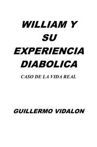 william y su experiencia diabolica