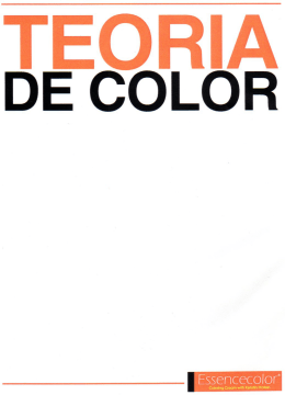 Teoria del Color NBC