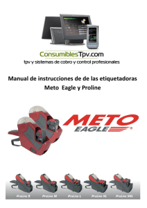 Manual Meto - Consumibles Tpv