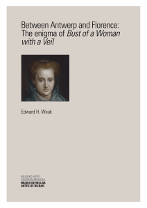 The enigma of Bust of a Woman with a Veil