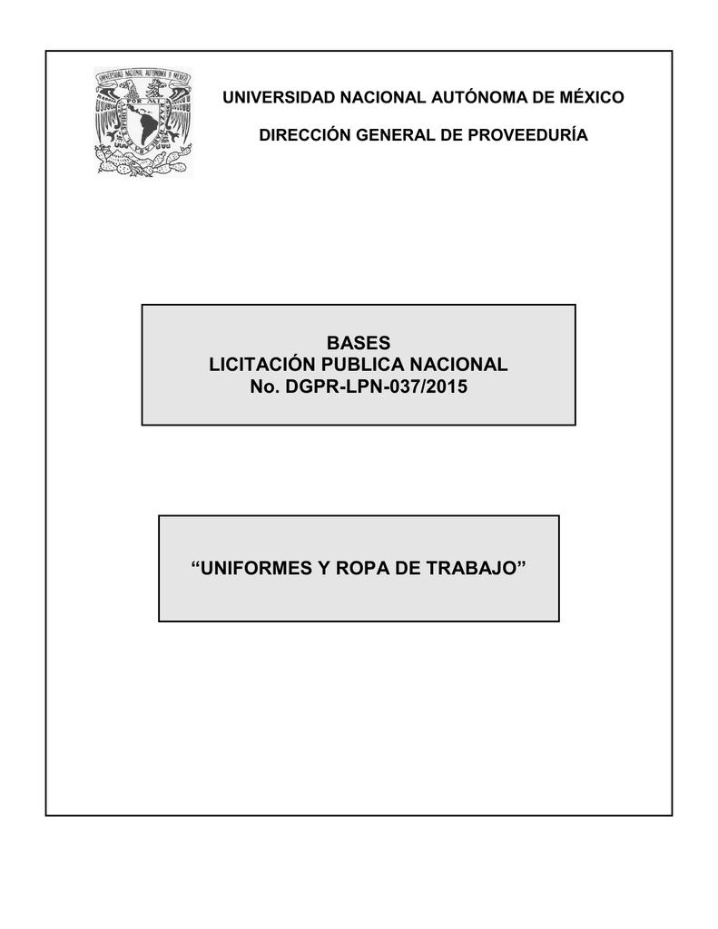 UNIFORMES Y ROPA DE TRABAJO