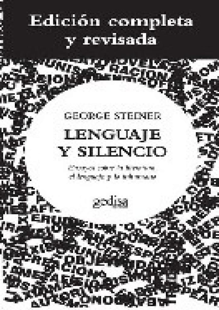 Steiner, George – Lenguaje y Silencio